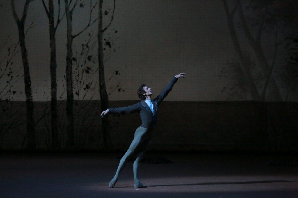 "13. S.Chudin and ensemble, ""Onegin"" by J.Cranko, Bolshoi Ballet © D.Yusupov/Bolshoi Theatre"