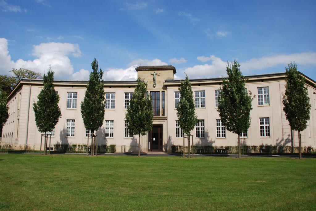 1. Palucca University Dresden, main building © K.Hirsch