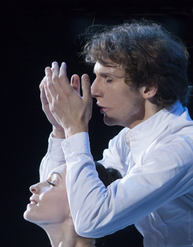 "9. S.Chudin and O.Smirnova, ""The Taming of the Shrew"" by J.-C.Maillot, Bolshoi Ballet © E.Fetisova/Bolshoi Theatre"