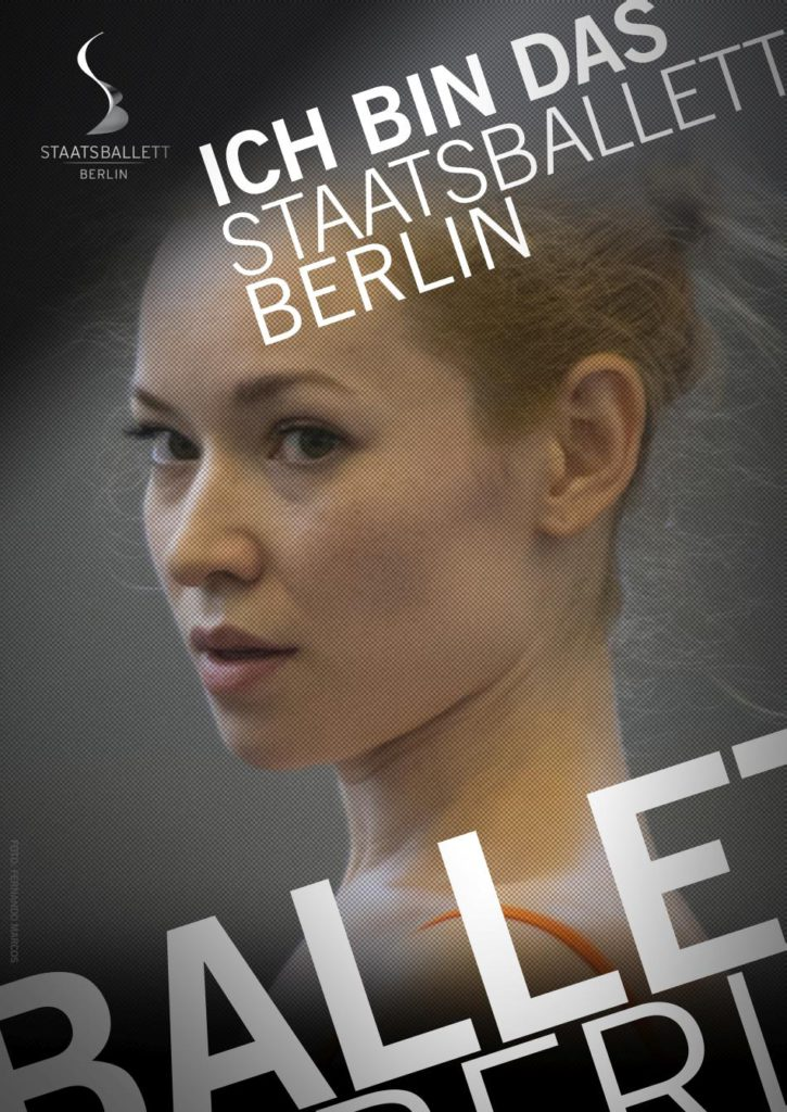15. I.Balova, poster campaign, State Ballet Berlin © F.Marcos 2016