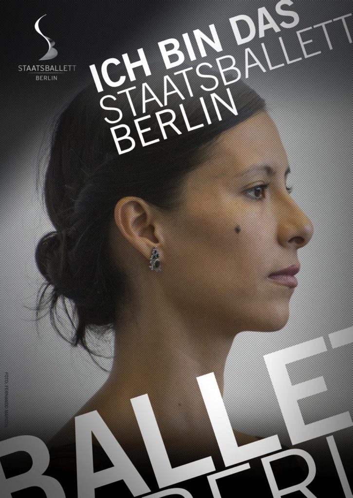 17. E.Carrillo Cabrera, poster campaign, State Ballet Berlin © F.Marcos 2016