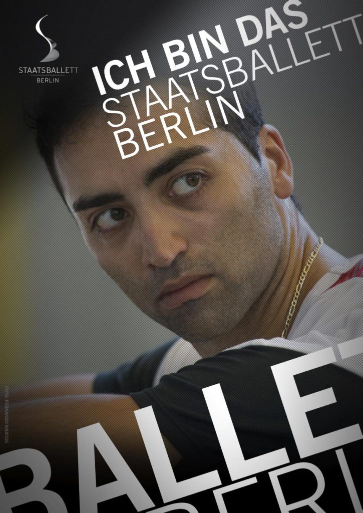 18. A.Ghalumyan, poster campaign, State Ballet Berlin © F.Marcos 2016