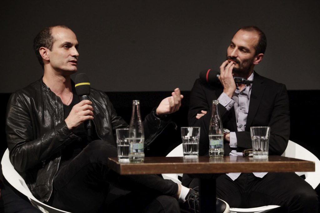 """1. O. and J.Bubeníček, """"Tribute to Otto and Jiří Bubeníček"""", International Television Festival Golden Prague © Czech Television 2016"""