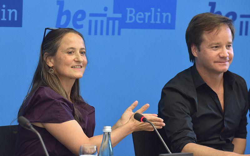 1. S.Waltz and J.Öhman © Landesarchiv Berlin 2016