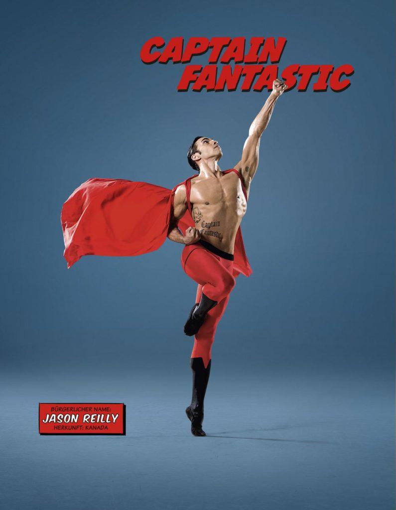 22. Captain Fantastic / J.Reilly, Stuttgart Ballet © B.Weisbrod 2016, Grafic by Discodoener