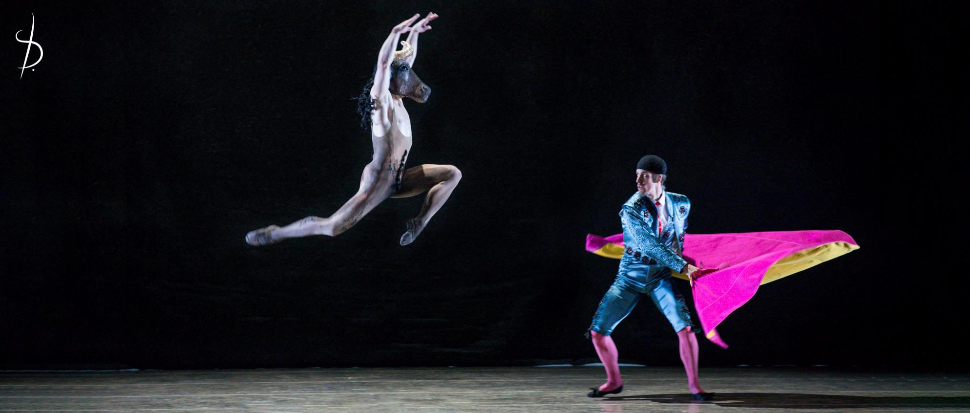 Landgraf on Dance