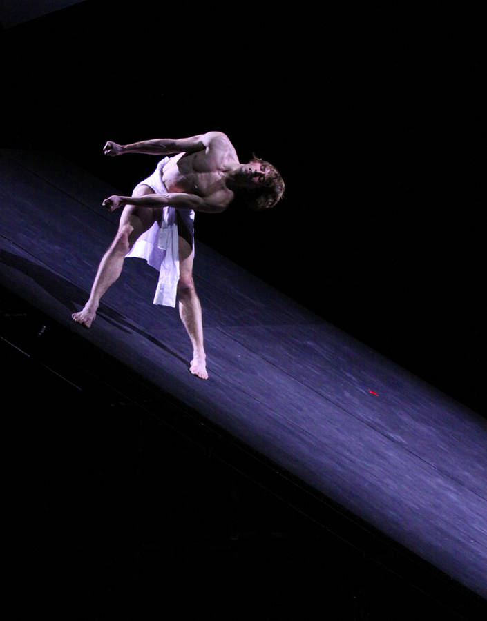 1. Aleix Martinez, Messiah by John Neumeier, Hamburg Ballet