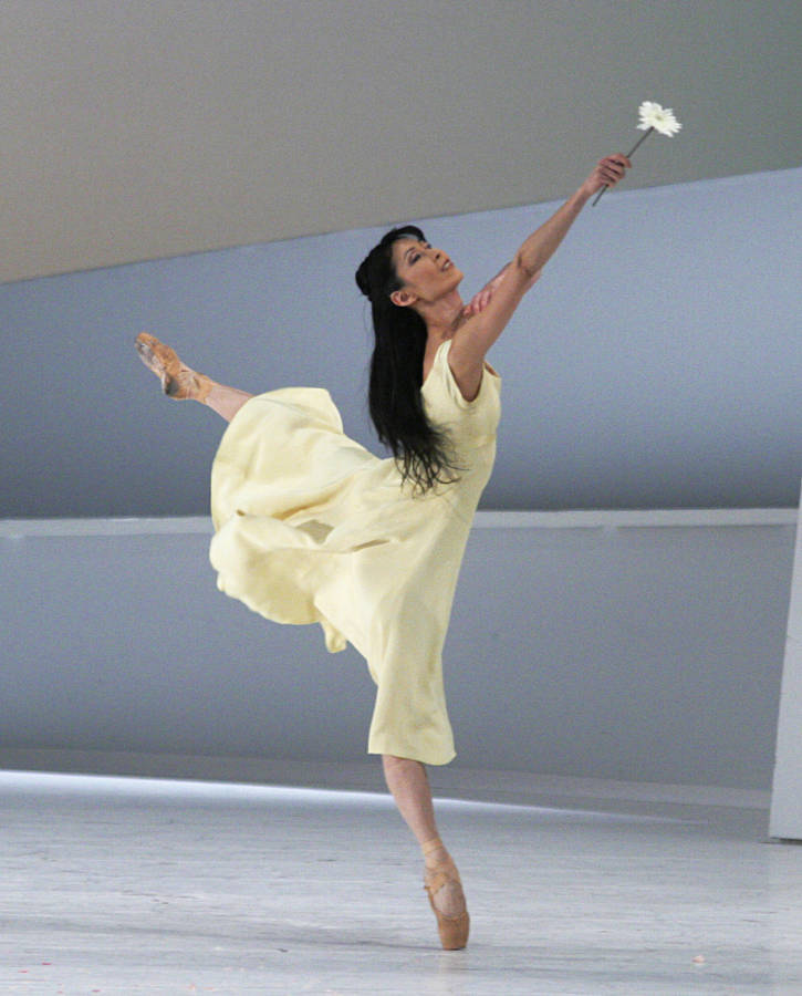 1. Yumiko Takeshima, Giselle by David Dawson, Semperoper Ballet
