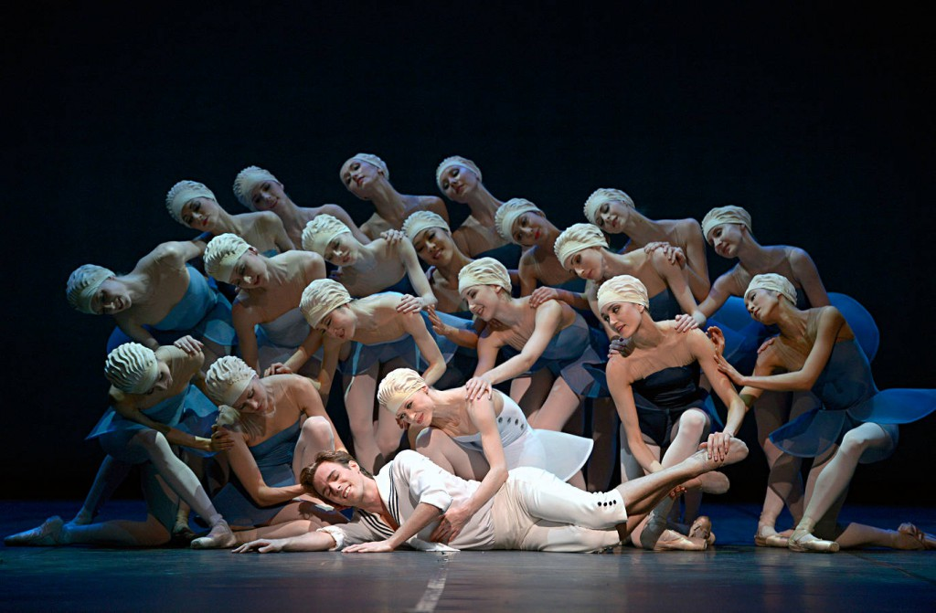 10. R.Krenstetter and ensemble, Namouna by A.Ratmansky, State Ballet Berlin