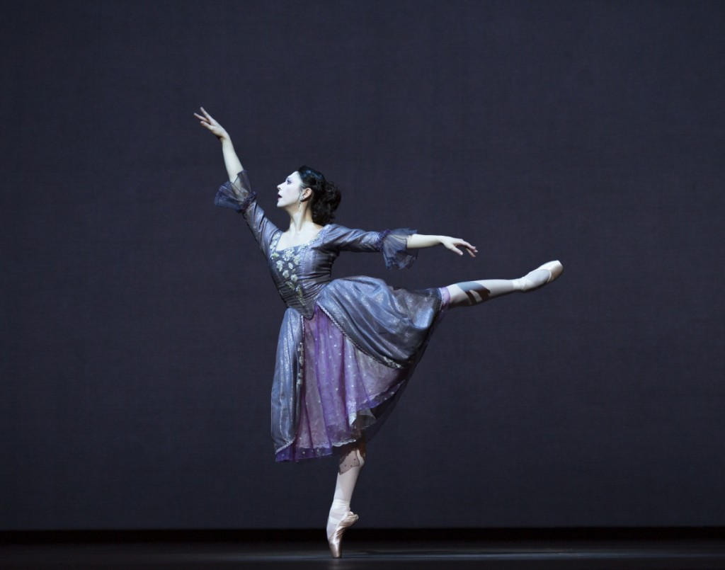 """10. M.Makhateli, """"Lady of the Camellias"""" by J.Neumeier, Dutch National Ballet © A.Sterling 2015"""