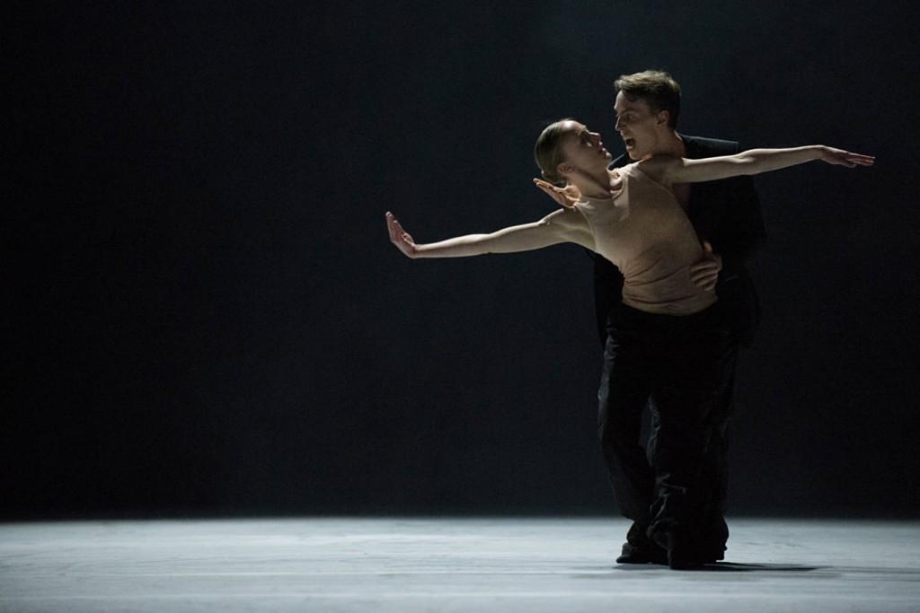 10. Mélanie Borel and Daniel Mulligan, Deer Vision by Marco Goecke, Ballet Zurich