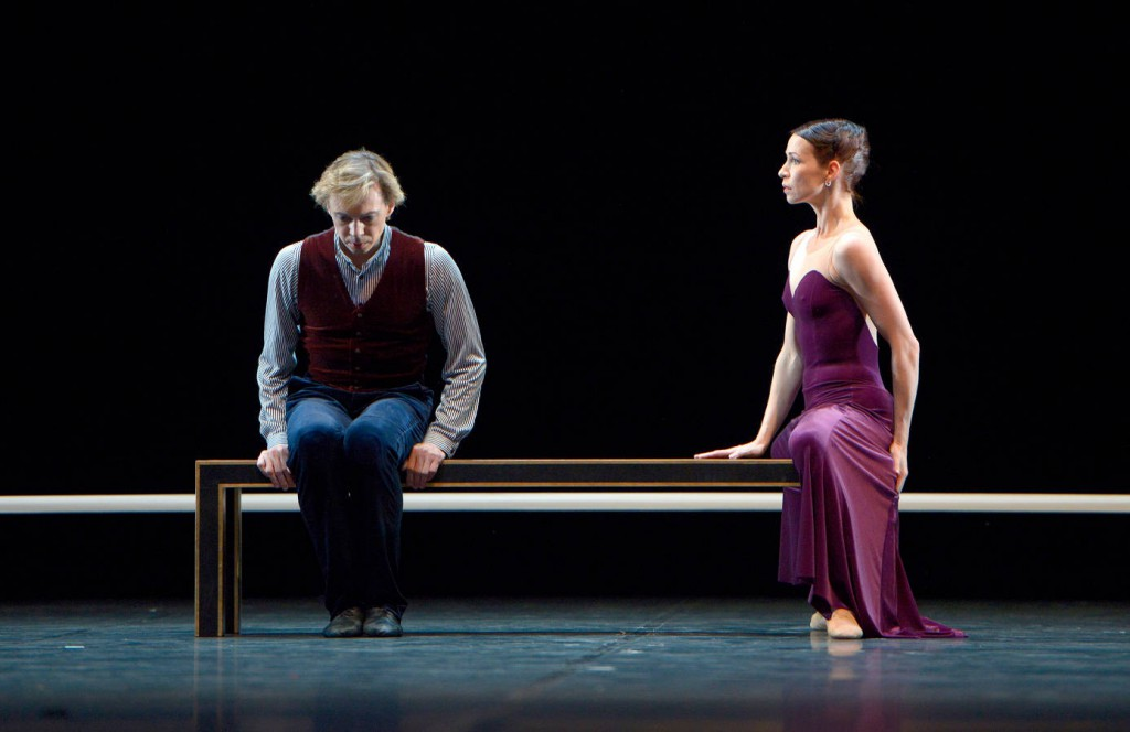 11. Vladimir Malakhov and Beatrice Knop, The old man and me, Malakhov and Friends, State Ballet Berlin