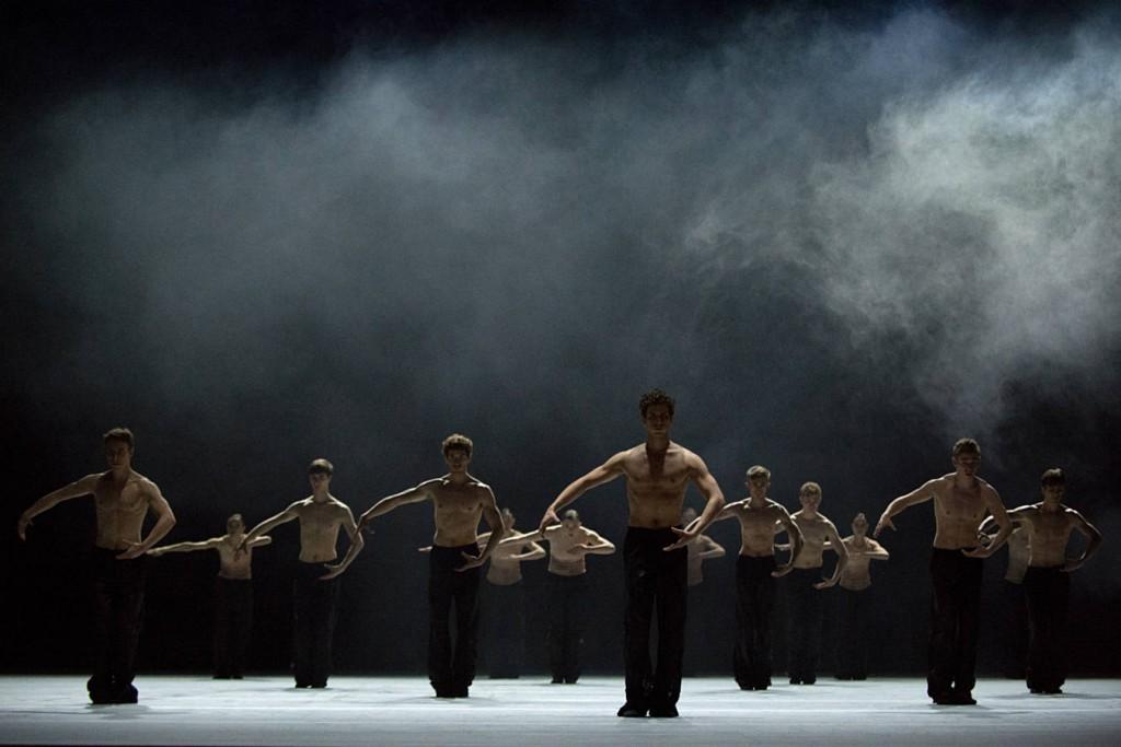 12. Ensemble, Deer Vision by Marco Goecke, Ballet Zurich