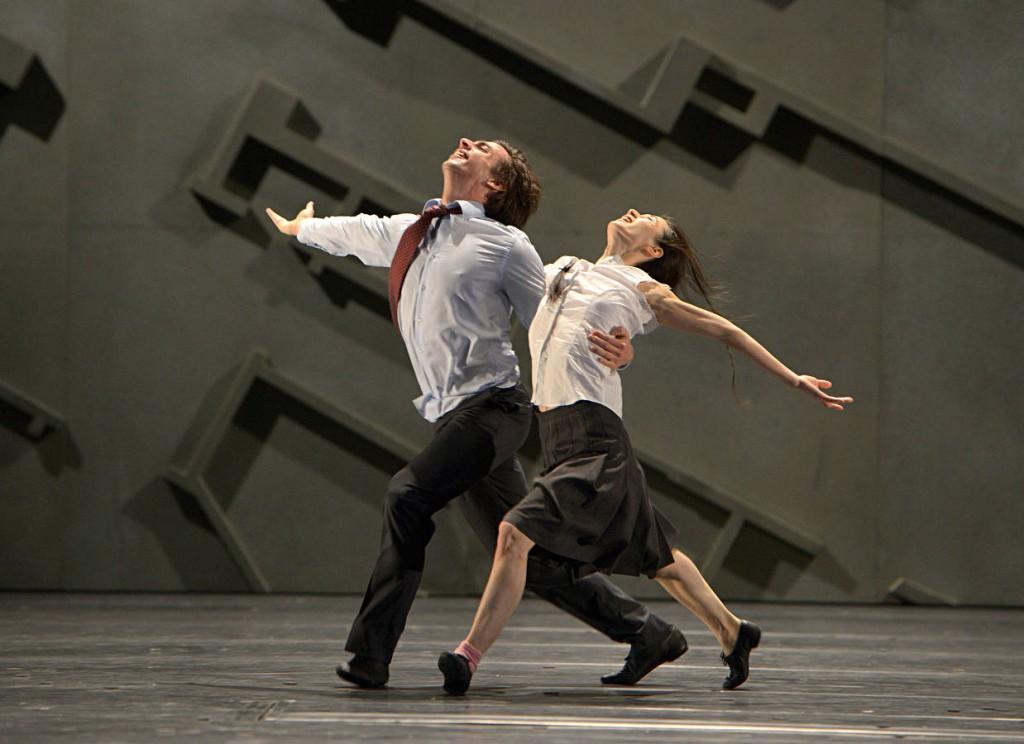 14. O.Kollmannsperger and Y.Han, Sleeping Beauty by Mats Ek, Zurich Ballet
