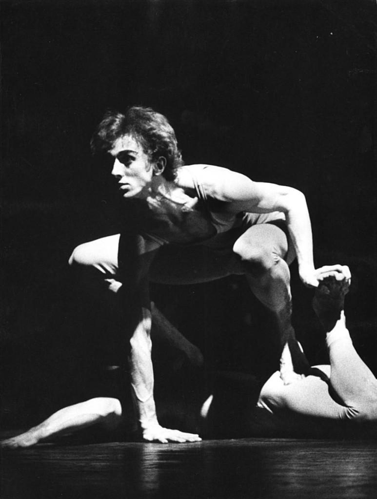 19. Max Midinet, Le Sacre by John Neumeier, Ballet Frankfurt, 1972, copyright Günther Englert, Frankfurt