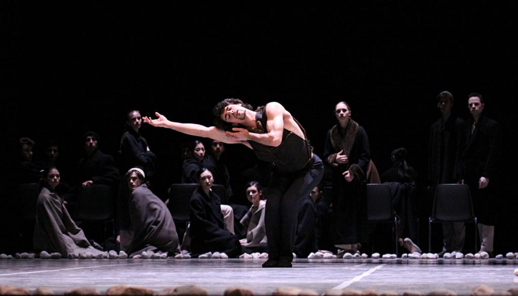 2. Marc Jubete and ensemble, Messiah by John Neumeier, Hamburg Ballet