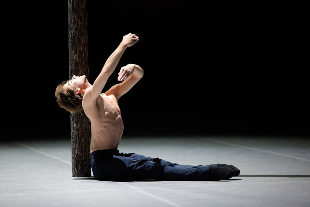 27. Friedemann Vogel, Orlando by Marco Goecke, Stuttgart Ballet, photo U.Beuttenmüller