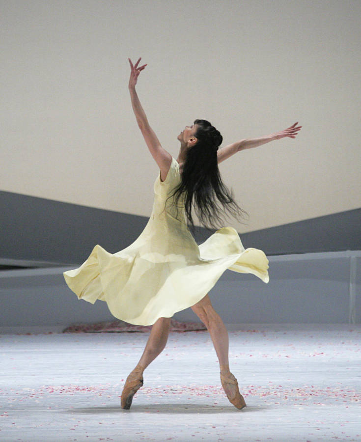 3. Yumiko Takeshima, Giselle by David Dawson, Semperoper Ballet