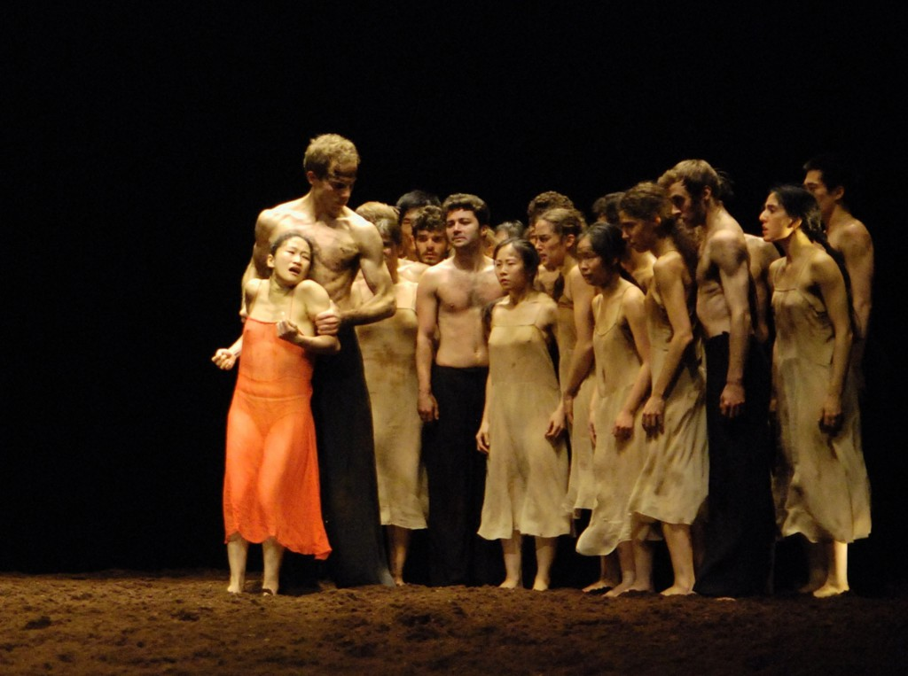3. The Rite of Spring by Pina Bausch, Tanztheater Wuppertal, copyright Ulli Weiss