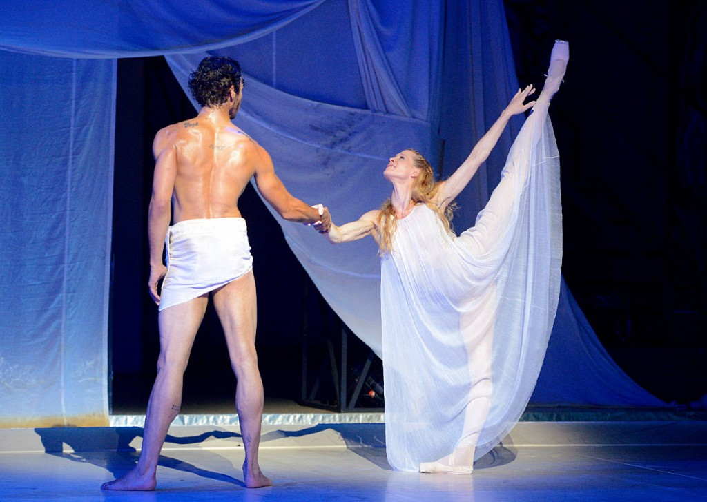 4. Jason Reilly and Alicia Amatriain, Othello by J.Neumeier, Stuttgart Ballet, photo Stuttgart Ballet