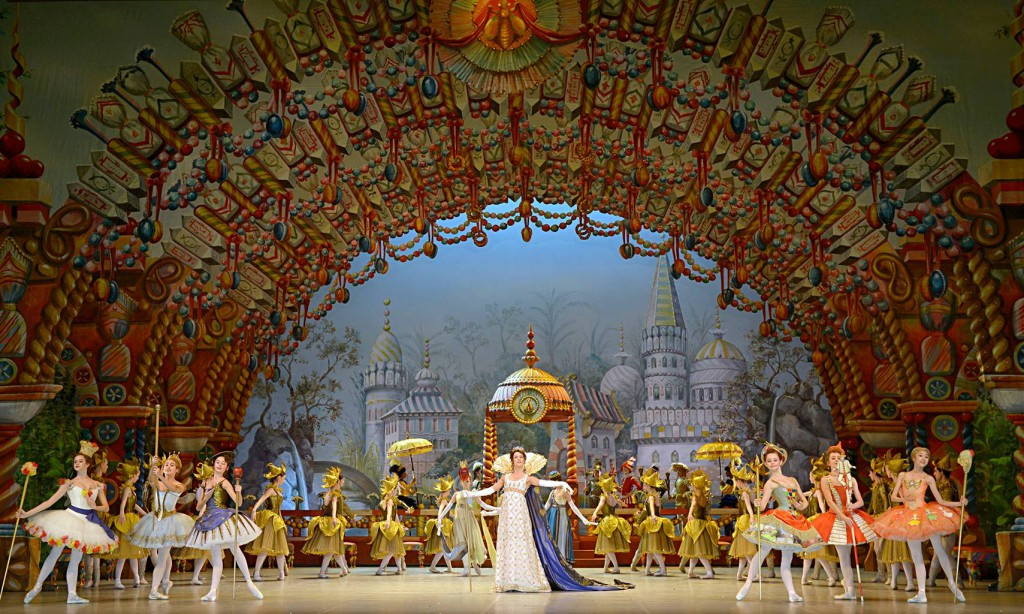 5. Martina Böckmann and ensemble, The Nutcracker, State Ballet Berlin
