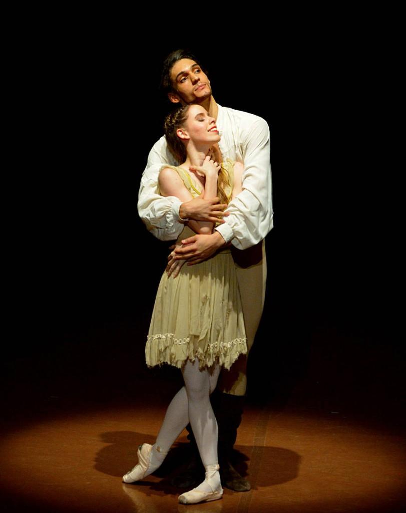 5. Elisa Badenes and Daniel Camargo, The Taming of the Shrew by J.Cranko, Stuttgart Ballet, photo Stuttgart Ballet