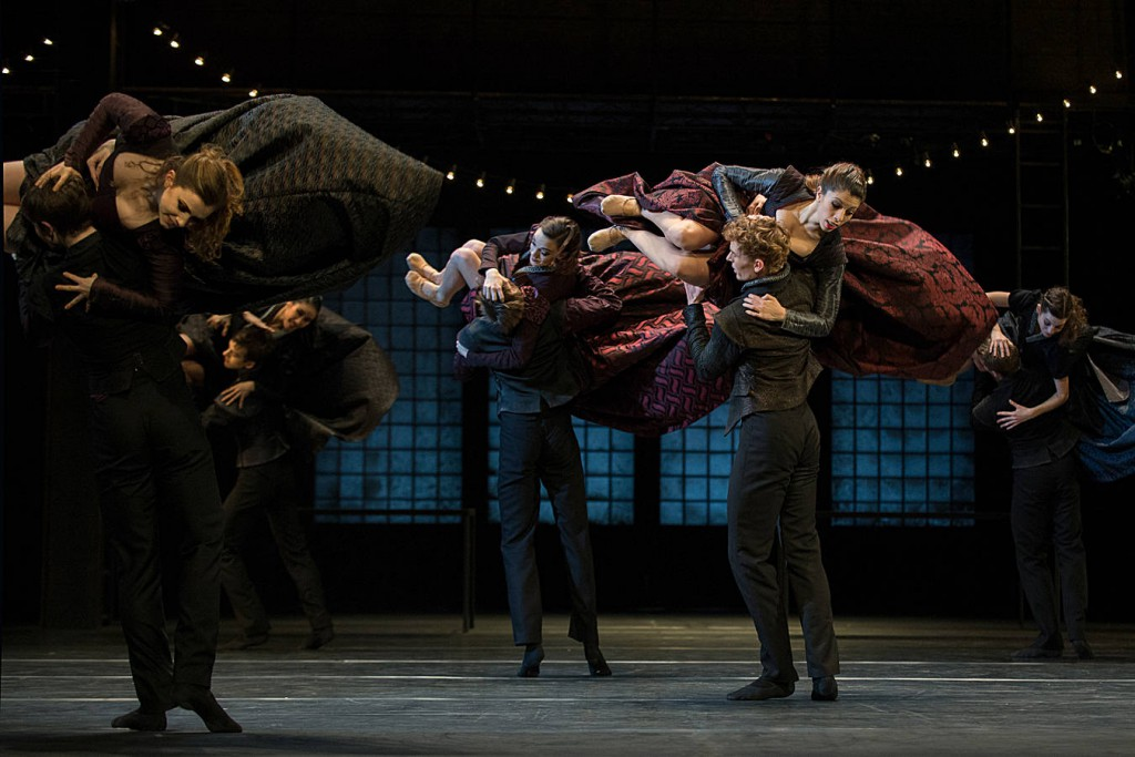 5. Ensemble, Romeo and Juliet by Christian Spuck, Ballet Zurich
