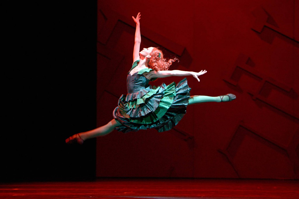 5. Mihaylova, Sleeping Beauty by Mats Ek, Zurich Ballet