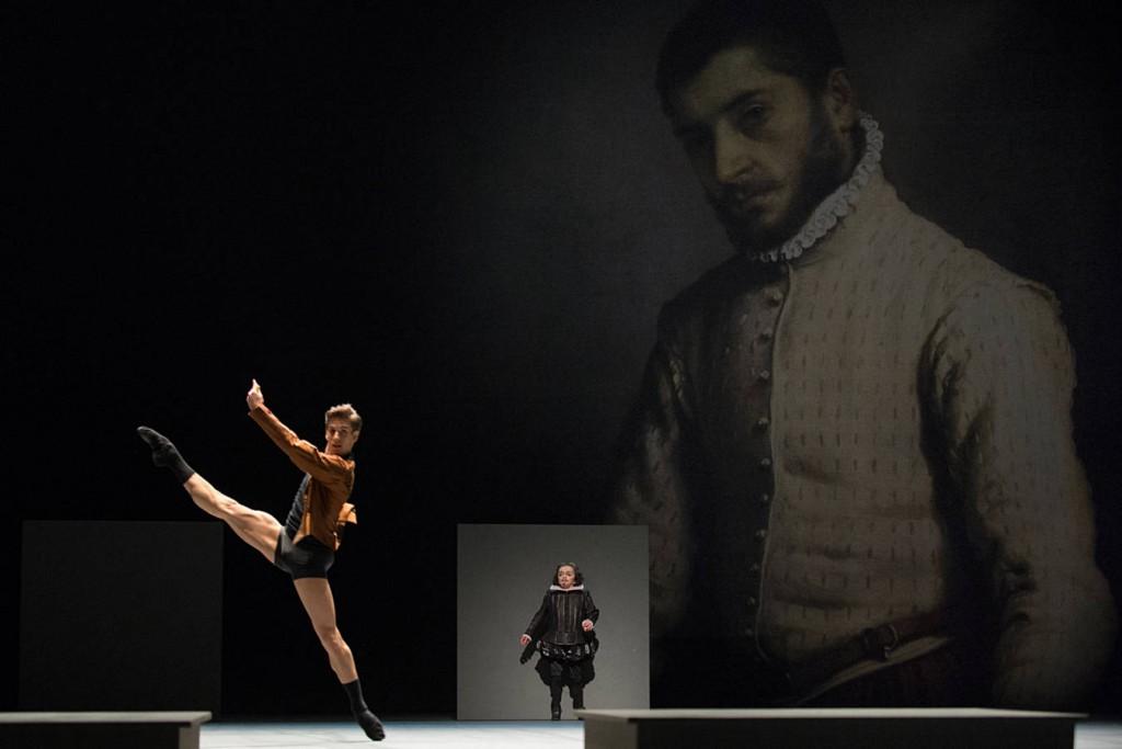 6. Denis Vieira and Mireille Mossé, Sonnet by Christian Spuck, Ballet Zurich
