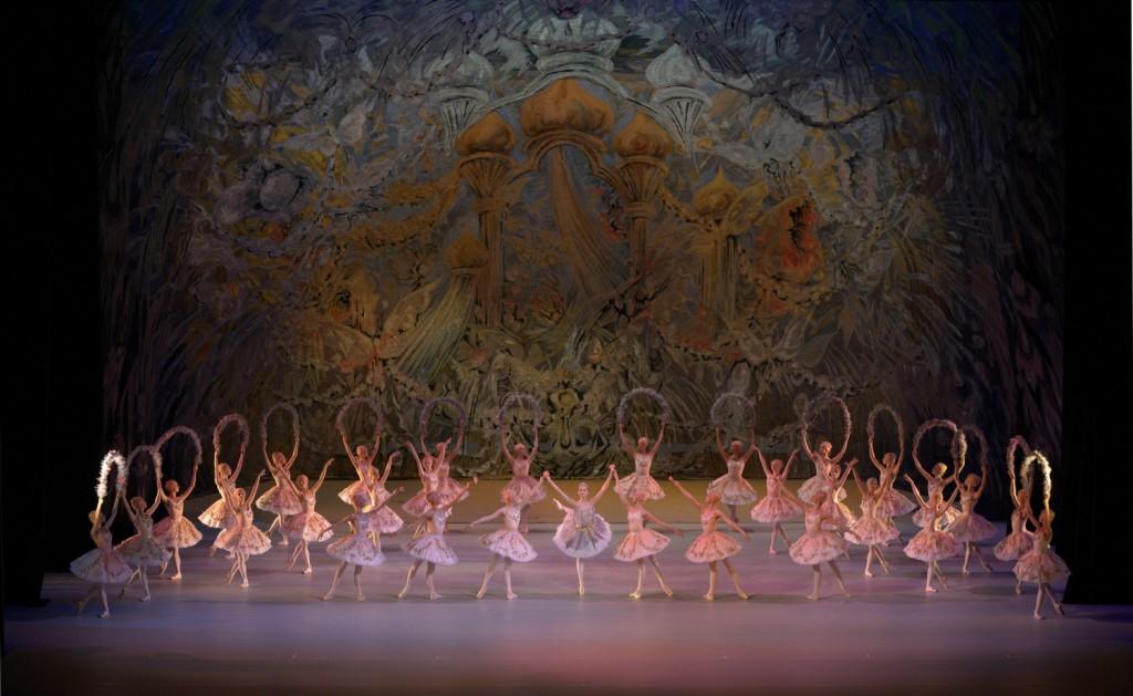 6. Ensemble, Jardin Animé, Le Corsaire, Gusev after Petipa, Maryinsky Ballet
