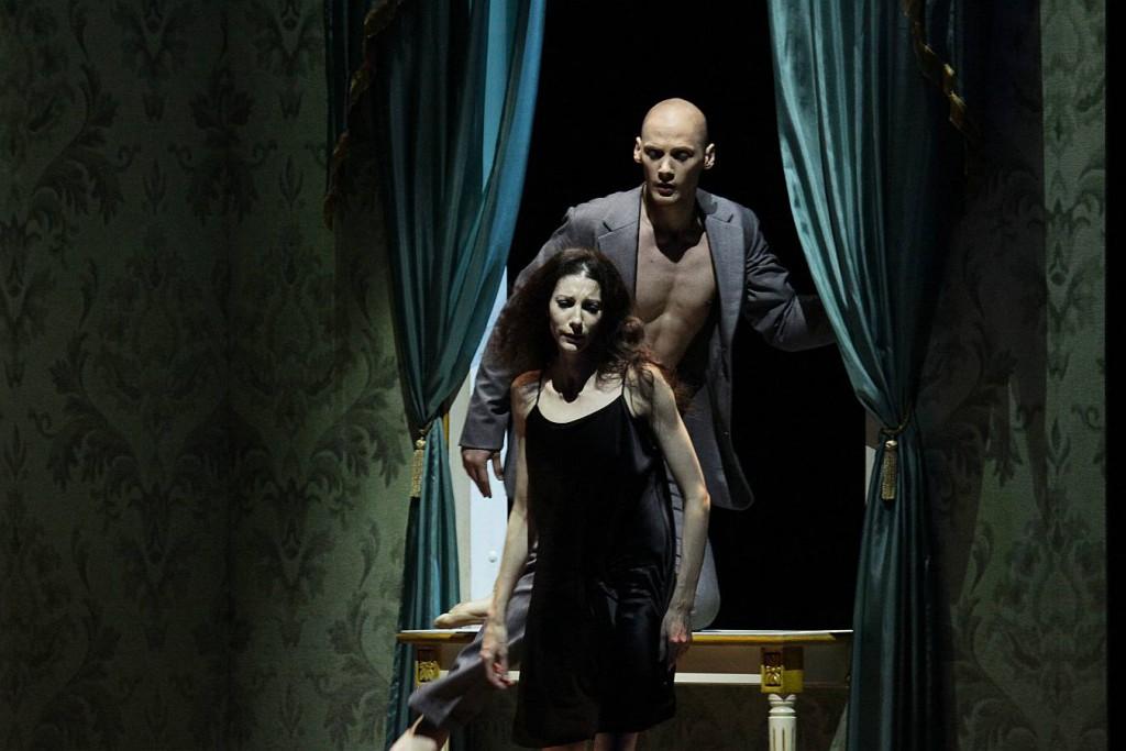 6. Hélène Bouchet and Edvin Revazov, Tatiana by J.Neumeier, Hamburg Ballet 2014
