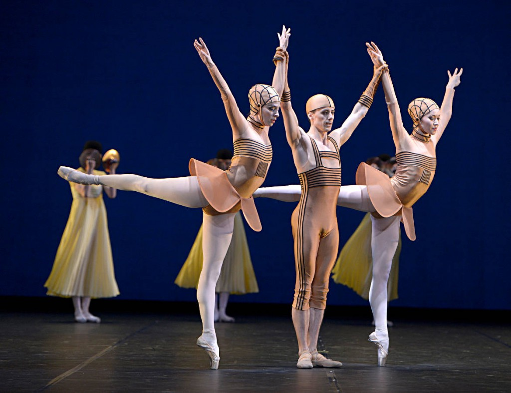6. S.Greenwald, U.Topor, I.Balova and ensemble, Namouna by A.Ratmansky, State Ballet Berlin