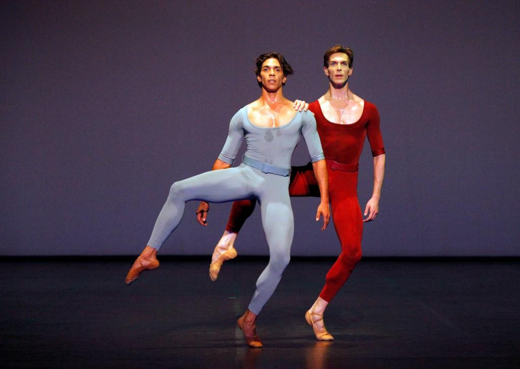 7. Reilly, McKie, Songs of a Wayfarer by Maurice Béjart, Stuttgart Ballet