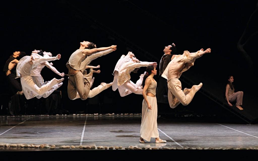10. L.Rios and ensemble, Messiah by John Neumeier, Hamburg Ballet