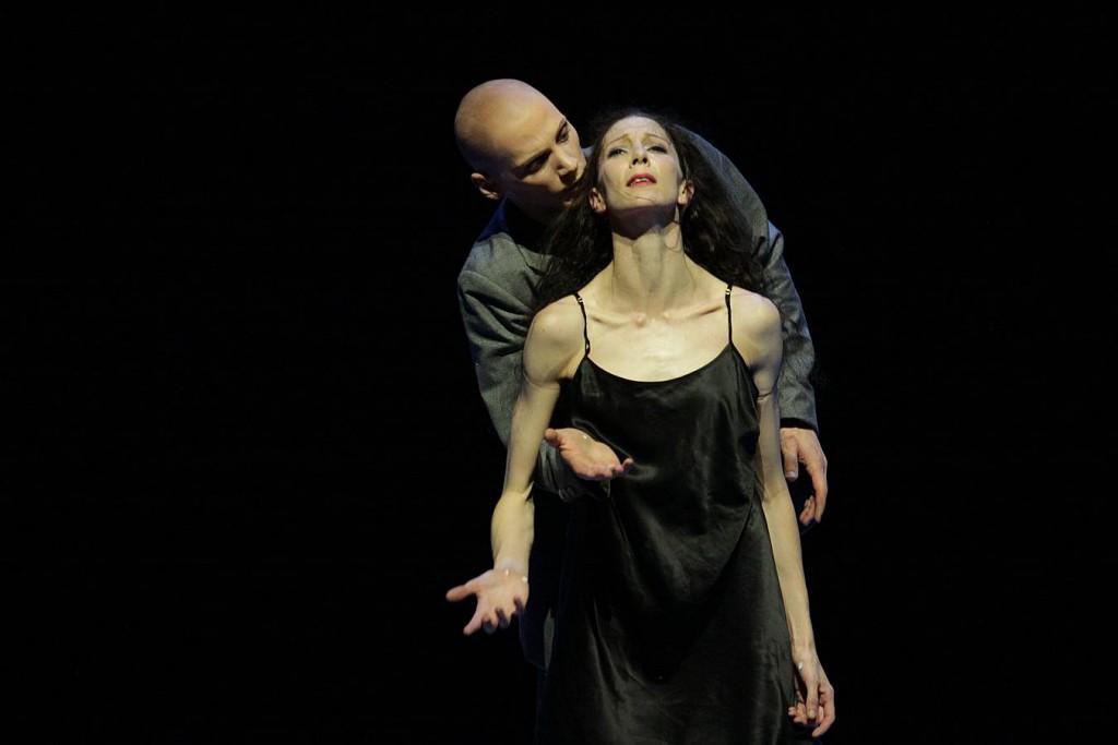 8. Hélène Bouchet and Edvin Revazov, Tatiana by J.Neumeier, Hamburg Ballet 2014