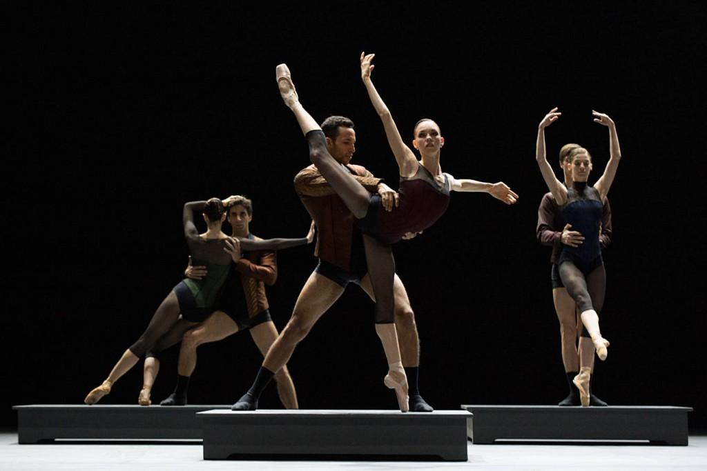8. Brunner, Portugal, Alex Assis, Kapitonova, Casier and Ligurgo, Sonnet by Christian Spuck