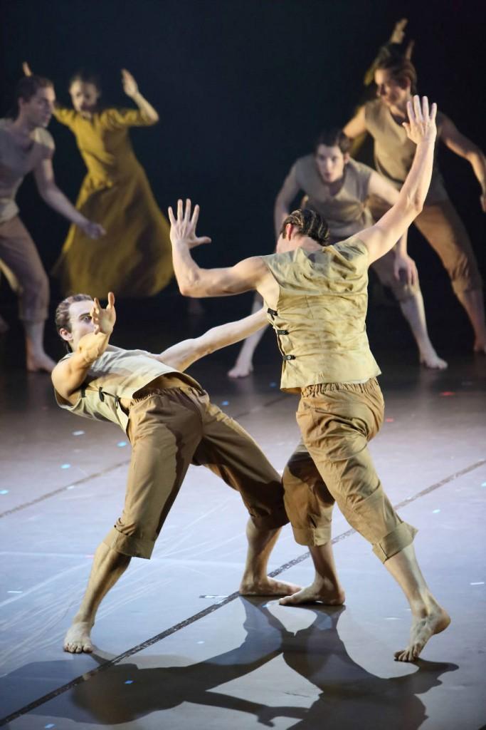 7. Mikayelyan, Slavický, Le Sacre du printemps by M.Wigman, Bavarian State Ballet