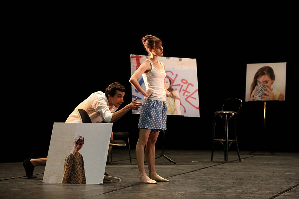 "8. Ö.Ayik and E.Badenes, ""Second Self(ie)"" by J.Fraser, Noverre Society: Young Choreographers 2014"