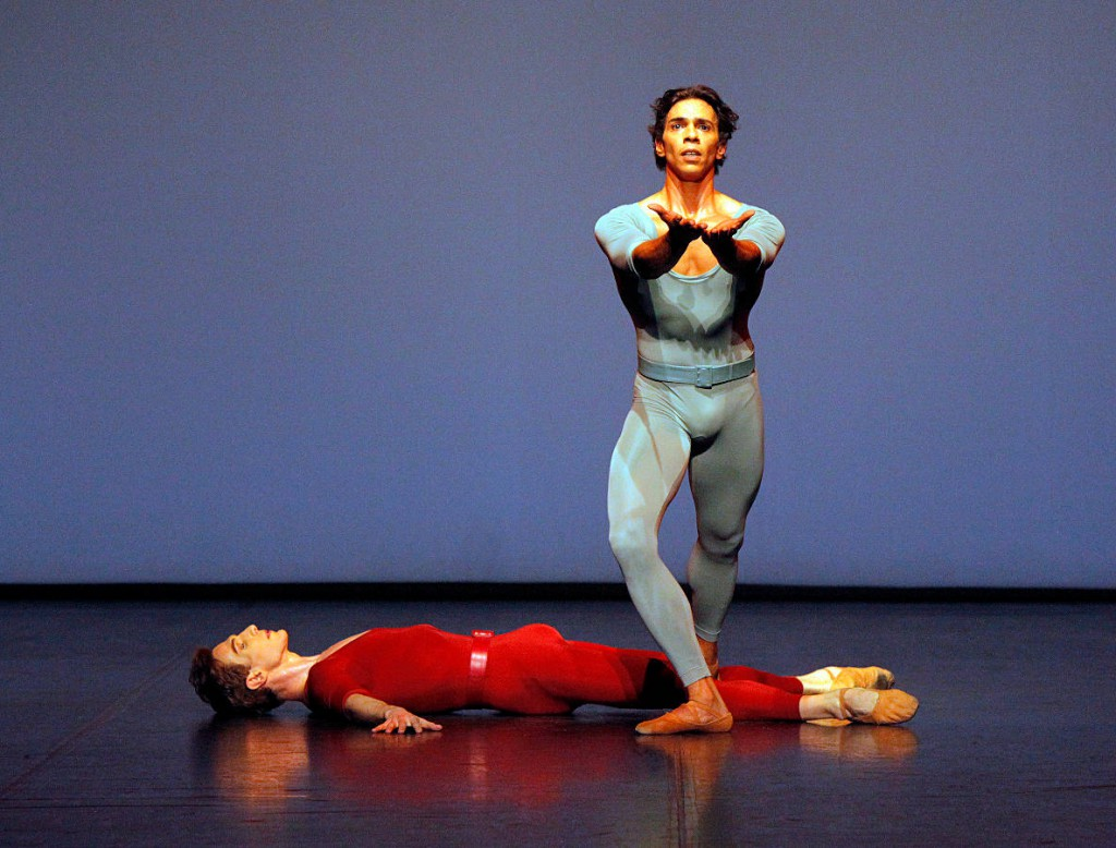 8. McKie, Reilly, Songs of a Wayfarer by Maurice Béjart, Stuttgart Ballet