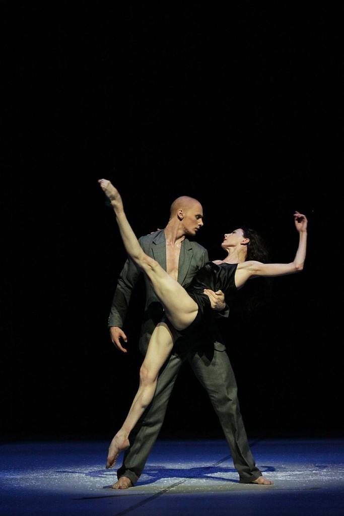 7. Hélène Bouchet and Edvin Revazov, Tatiana by J.Neumeier, Hamburg Ballet 2014