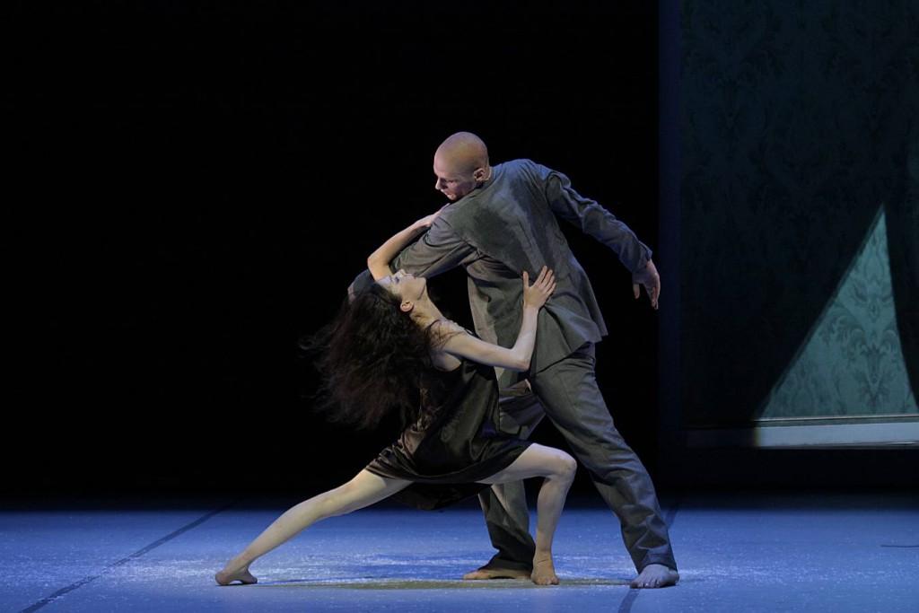 9. Hélène Bouchet and Edvin Revazov, Tatiana by J.Neumeier, Hamburg Ballet 2014