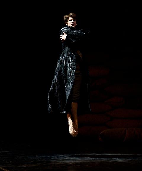 9. David Moore, Krabat by Demis Volpi, Stuttgart Ballet