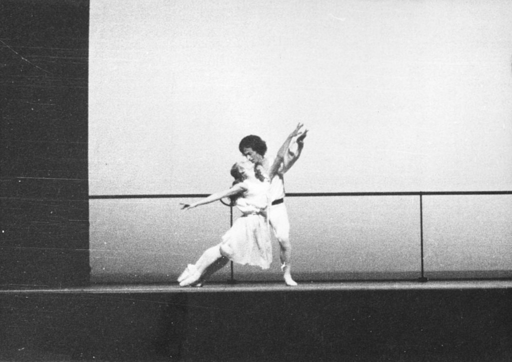 9. Marianne Kruuse and Truman Finney, The Nutcracker by J.Neumeier, 1971, Frankfurt Ballet