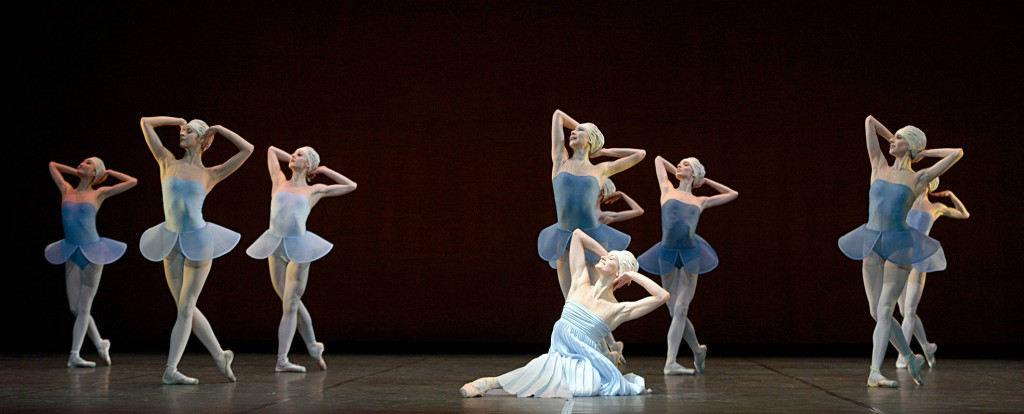 9. E.Pris and ensemble, Namouna by A.Ratmansky, State Ballet Berlin