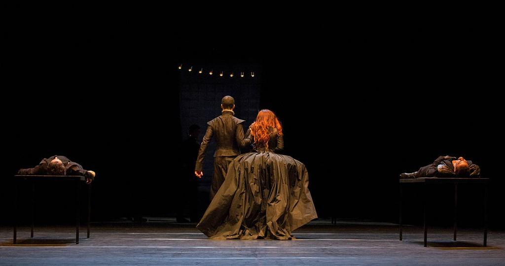 9. Manuel Renard and Eva Dewaele, Romeo and Juliet by Christian Spuck, Ballet Zurich