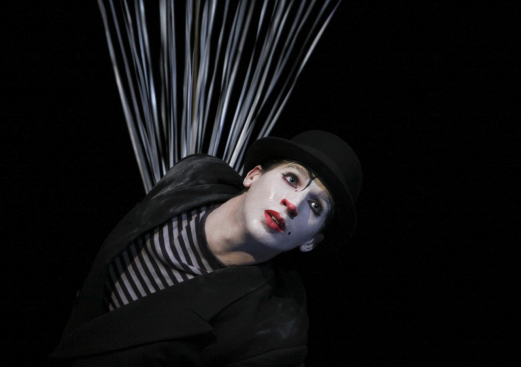 "9. S.Riva, ""Liliom"" by J.Neumeier, Hamburg Ballet © H.Badekow 2015"