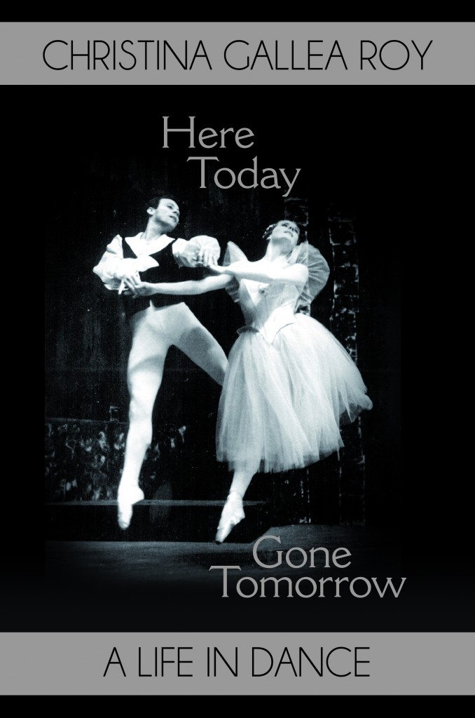1. Here Today-Gone Tomorrow, book cover