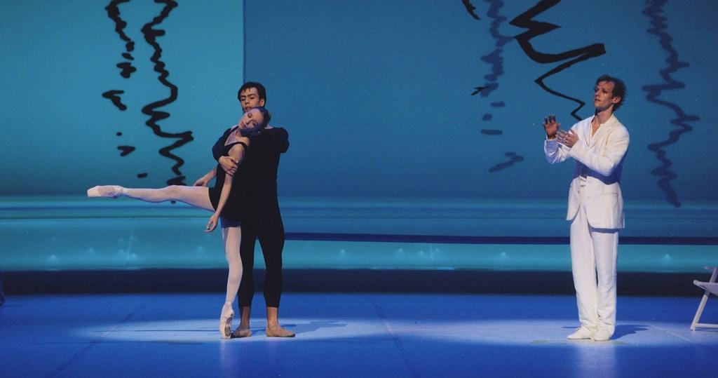 "3. S.Azzoni, A.Riabko, L.Riggins, ""Death in Venice"" by J.Neumeier, Hamburg Ballet"