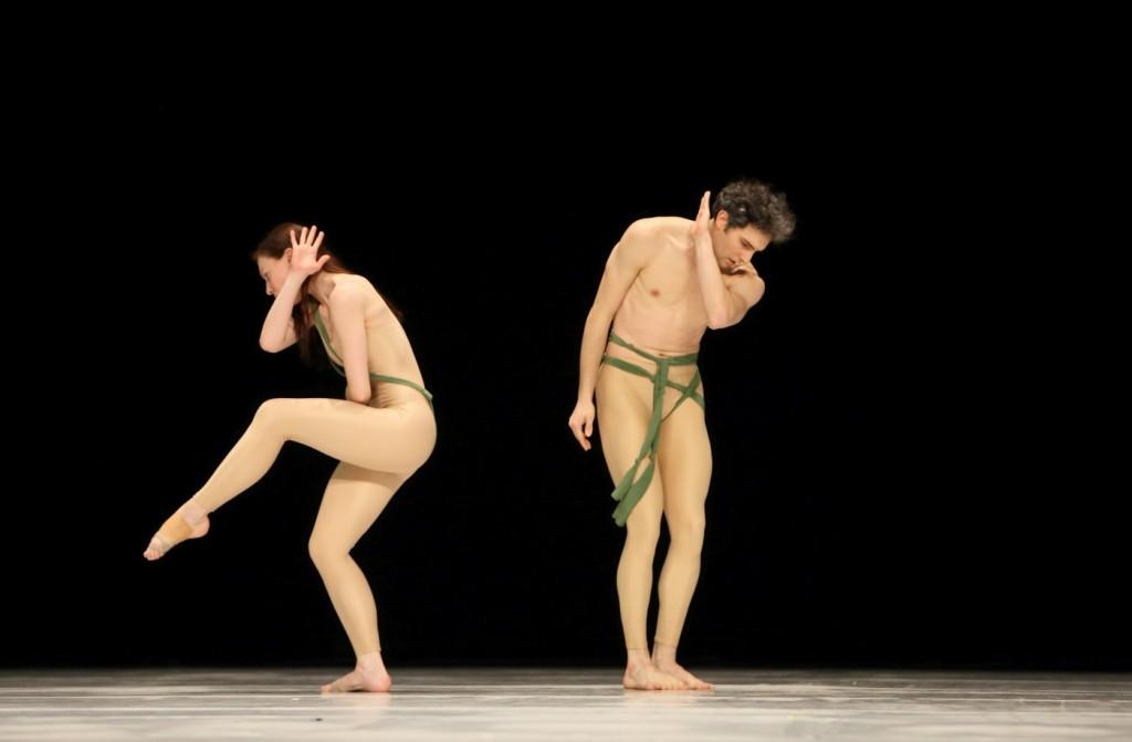 "4. S.Hancox and M.Urban, ""The Exiles"" by J.Limón, Bavarian State Ballet, Munich © W.Hösl 2015"