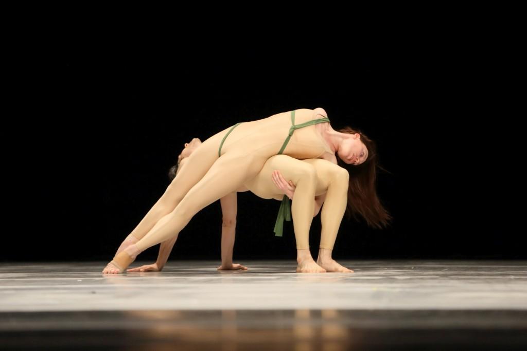 "5. S.Hancox and M.Urban, ""The Exiles"" by J.Limón, Bavarian State Ballet, Munich © W.Hösl 2015"